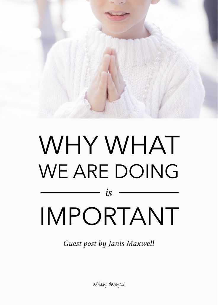 Why What We Are Doing Is Important (Guest post by Janis Maxwell) - children's choir, church music, music ministry, why ministry is important, ministry inspiration, children's choir director