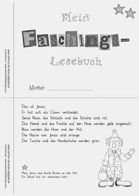 7 best Fasching images on Pinterest | Elementary schools, Bricolage ...
