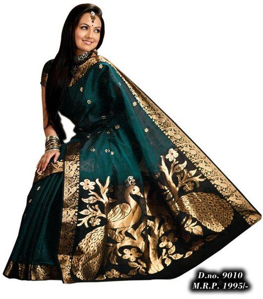 Beautiful Cotton Sari