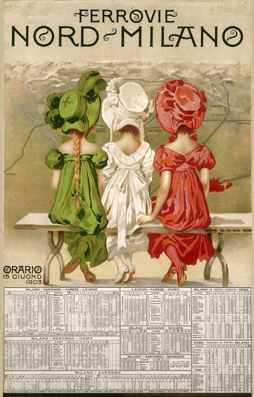 Ferrovie Nord Milano - 1903 -