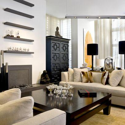 Mixture of shelves [ Specialtydoors.com ] #Asian #Home #specialty