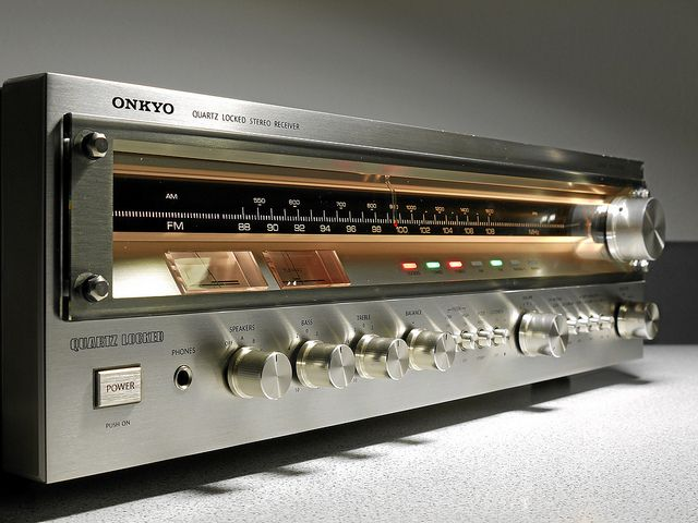 """""""Onkyo - TX 4500 MKII ,Vintage Audiophile Stereo Receiver"""" !...  http://about.me/Samissomar"""