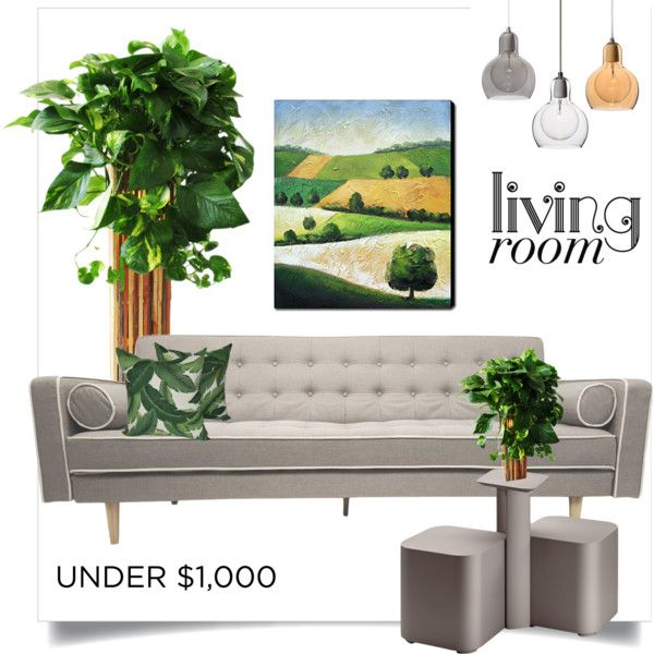 Mod and Fresh by bonnie-wright-1 on Polyvore featuring interior, interiors, interior design, Casa, home decor, interior decorating, Metalmobil, livingroom and under1000