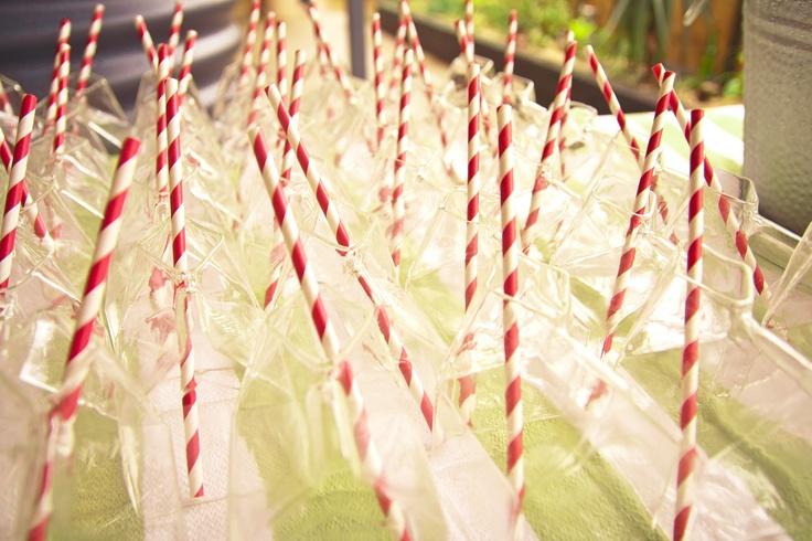 Milk Carton Glass Jars For The Sangria.......