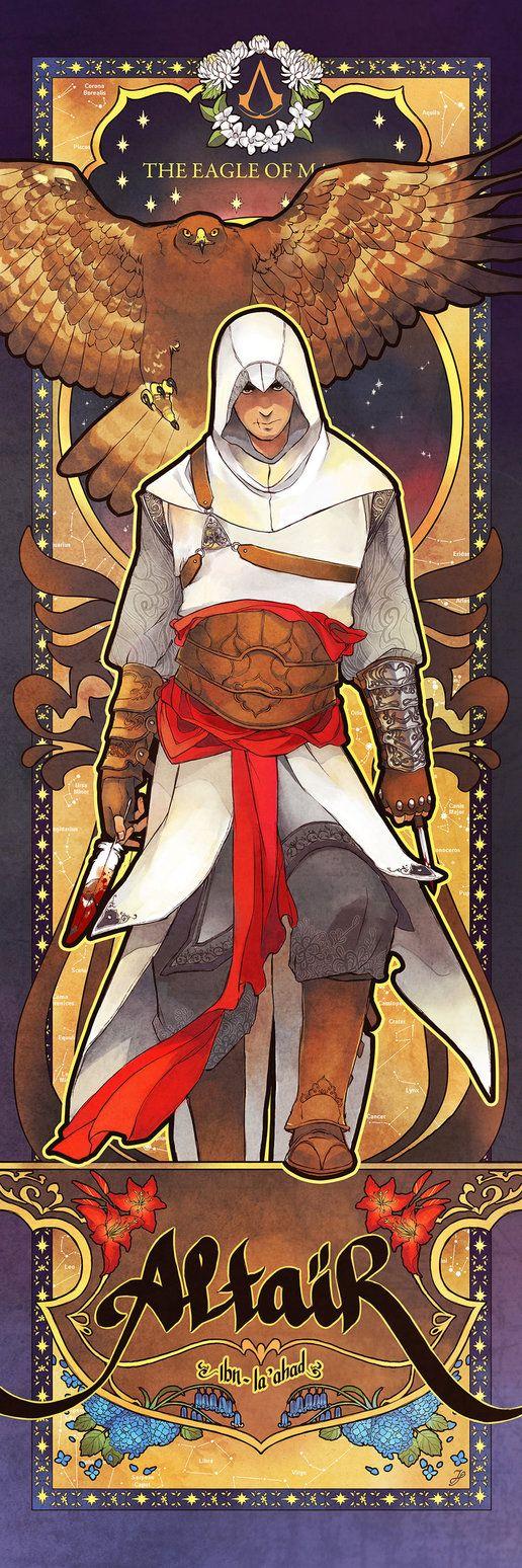 the eagle of masyaf by xfreischutz on deviantART #AssassinsCreed
