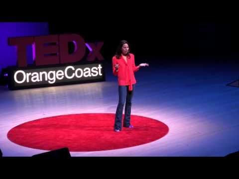 Janet Evans Delivers a TED talk on the meaning of winning