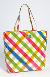 kate spade new york 'daycation' coated canvas bon shopper: Spade Bags, Coats Canvas, Spade Daycat, Spring Bags, Fashion Style, Pretty Colors, Canvas Bon, Kate Spade, Teacher Bags