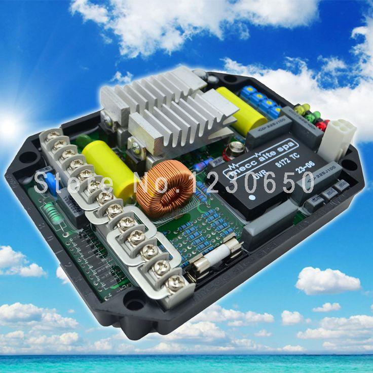 Gnenrator AVR Mecc Alte UVR6
