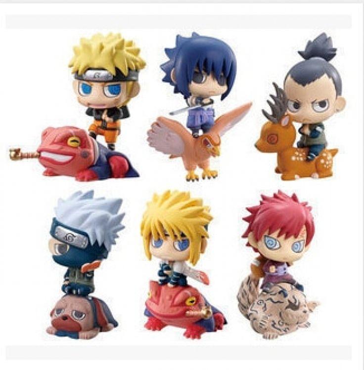 naruto action figures anime heroes