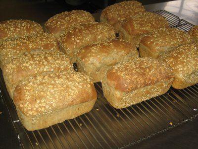 Ezekiel Bread recipe - a dear friend mentioned Ezekiel bread.  Now I must try it!