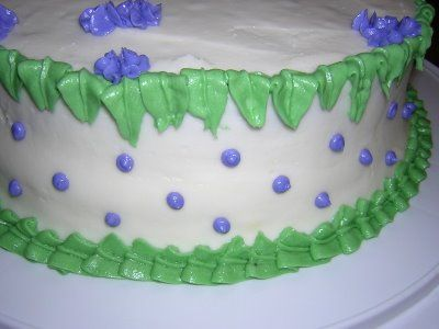 Easy cake decorating beginner cake decorating and for How to decorate a cake for beginners