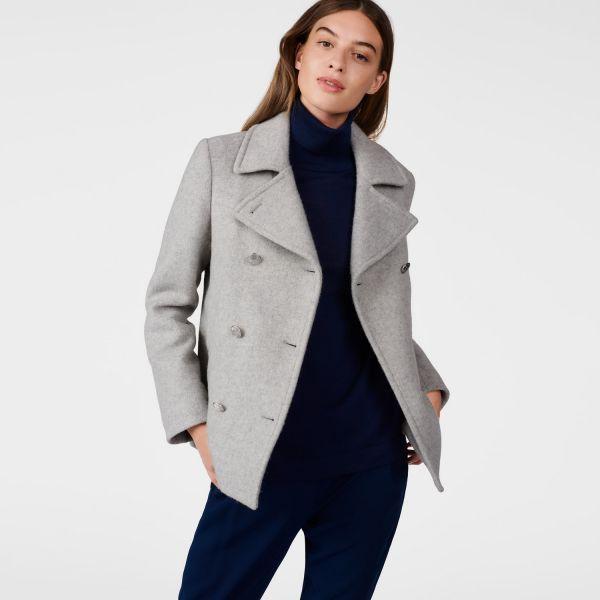 Gant £285 pea coat
