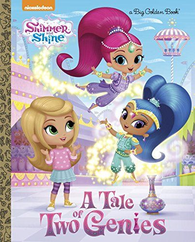 17 Best Images About Shimmer & Shine Birthday On Pinterest
