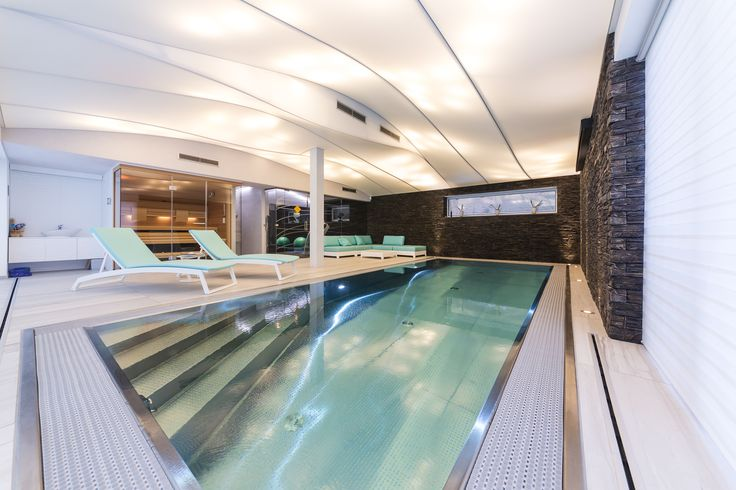 Stainless steel swimming pool Imaginox- the best option for your home wellness