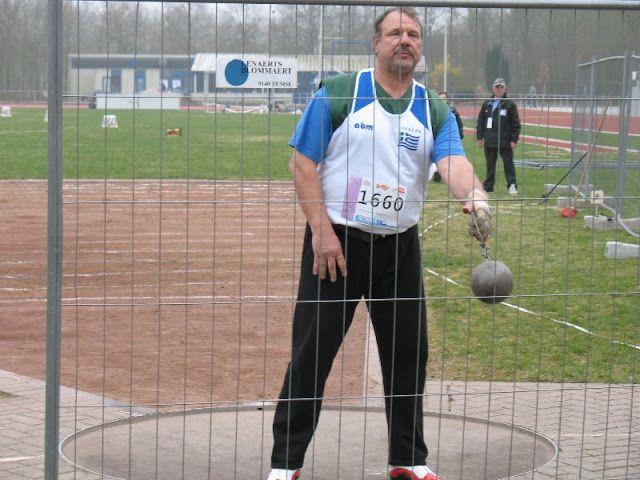 Αθλητισμός και... άλλα: Ενα βαλκανικό και τρία πανελλήνια ρεκόρ στίβου στο...