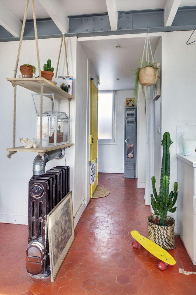 Un duplex bohème à Marseille | PLANETE DECO a homes world