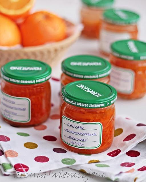 Wiem co jem - Smażona skórka pomarańczowa