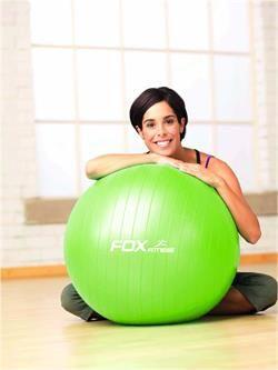 Fox Fitness 4lü Pilates Seti 3 - (Pilates Top, Minder ve Egzersiz Bantları)
