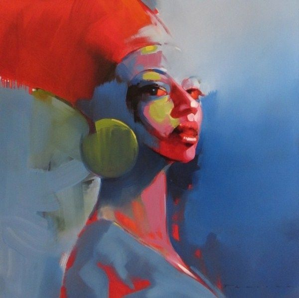 Peter Pharoah - Contemporary South African Fine Artist