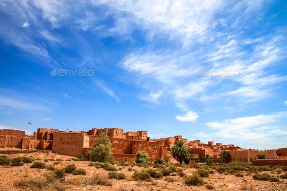 Kasbah in ouarzazate - Stock Photo - Images Download here : https://photodune.net/item/kasbah-in-ouarzazate/20094412?s_rank=223&ref=Al-fatih