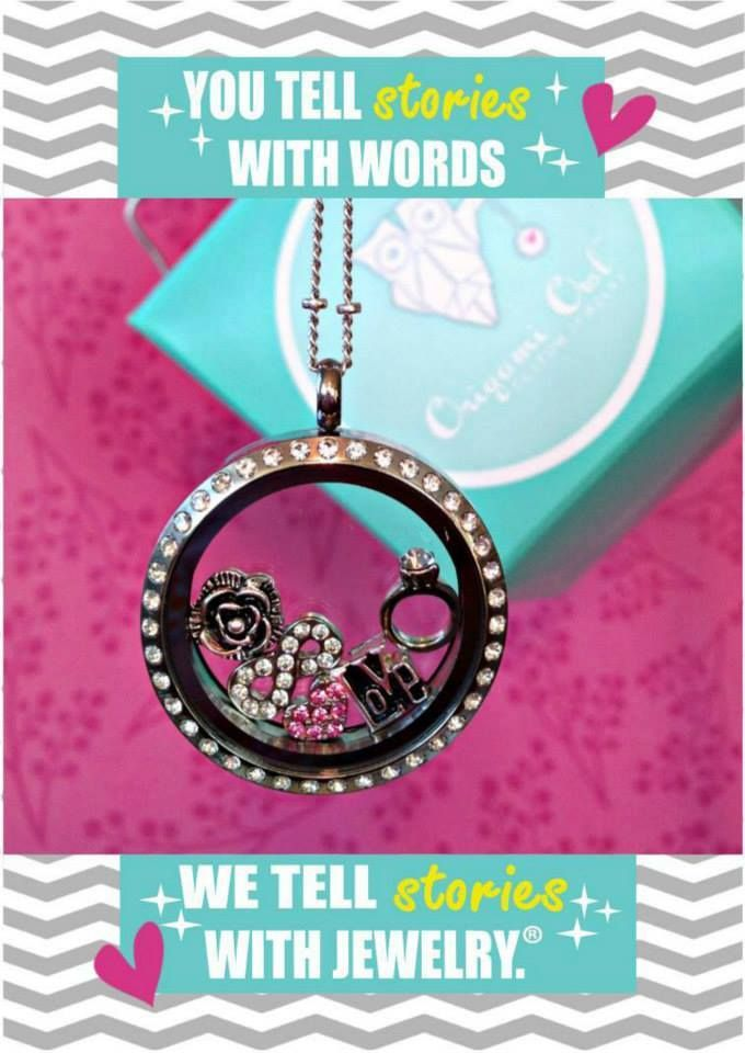 You tell #stories with #words. We tell #stories with #jewelry. What #story will you tell?
