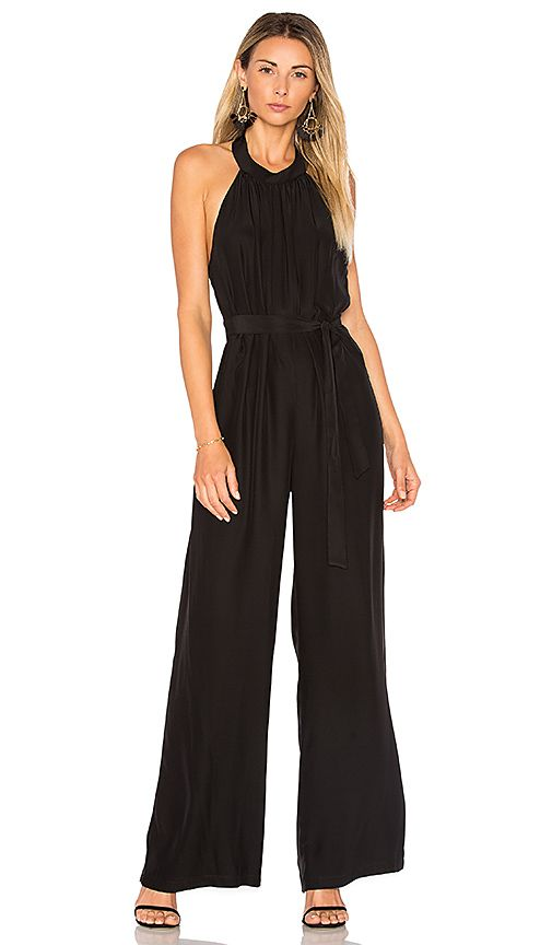 Shop for Amanda Uprichard Lawrence Jumpsuit in Black at REVOLVE. Free 2-3 day shipping and returns, 30 day price match guarantee.