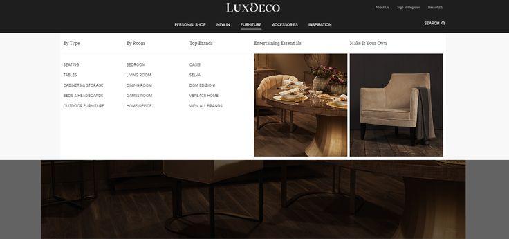 We are so proud and glad to be in Luxdeco's Top Brand List  #luxdeco #topbrands #domedizioni #furniture #italianbrands #italianfurnitur #interiordesign #luxurydesign #luxuryfurniture #domlifestyle