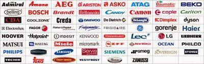 επισκευες οικιακων συσκευων: Επισκευές πλυντηρίων κατά μάρκα