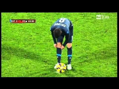 Coppa Italia Napoli udinese 2-2