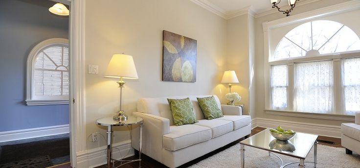 Interior house painting by ColourWorks Painting Design Toronto