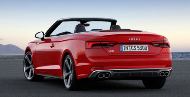 2018 Audi S5 Cabriolet Review USA