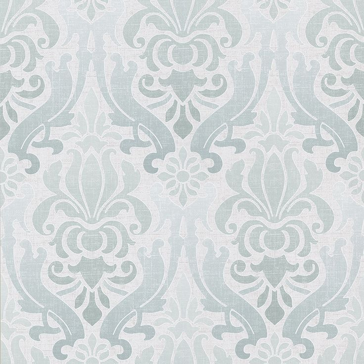 Wallpops U0027Aquitain Nouveau Damasku0027 Unpasted Wallpaper Available At