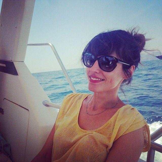 On Da Boat #littlesailor #JennByJenn