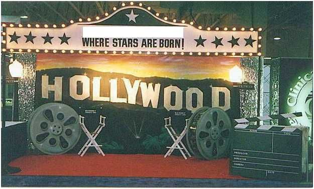 167 best Hollywood Theme fun images on Pinterest ...