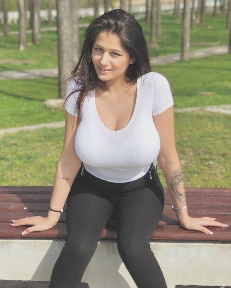 Big natural young tits