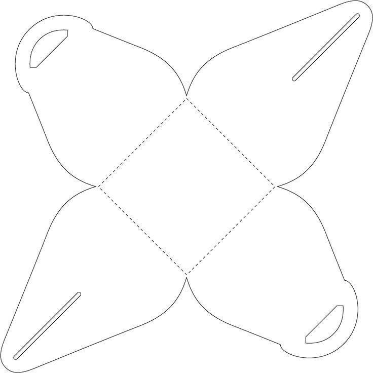 Solo es necesario un solo molde para crear una gran variedad de cajitas con forma de bolso de mano que puedes usar como obsequios, recuerd...