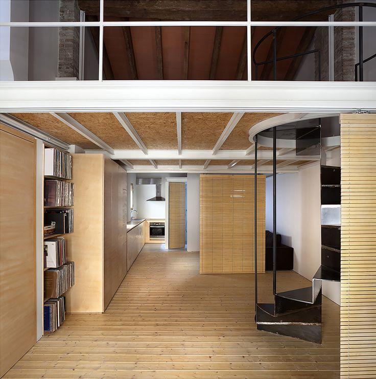 Galería casa en el barrio del carmen hugo mompó architecture juan grau