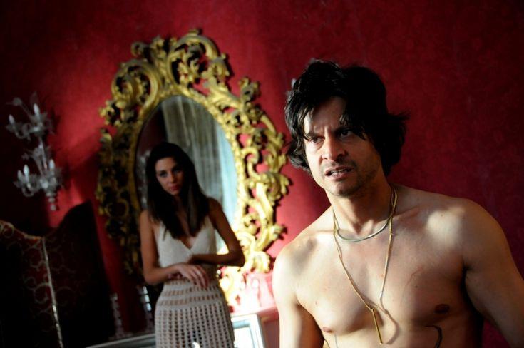 Buffalo Andrea Sartoretti in una scena del decimo episodio di Romanzo Criminale - La serie