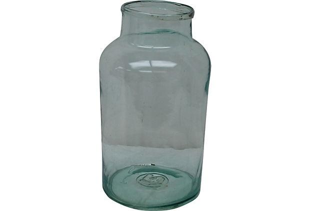 Large Glass Jar on OneKingsLane.com