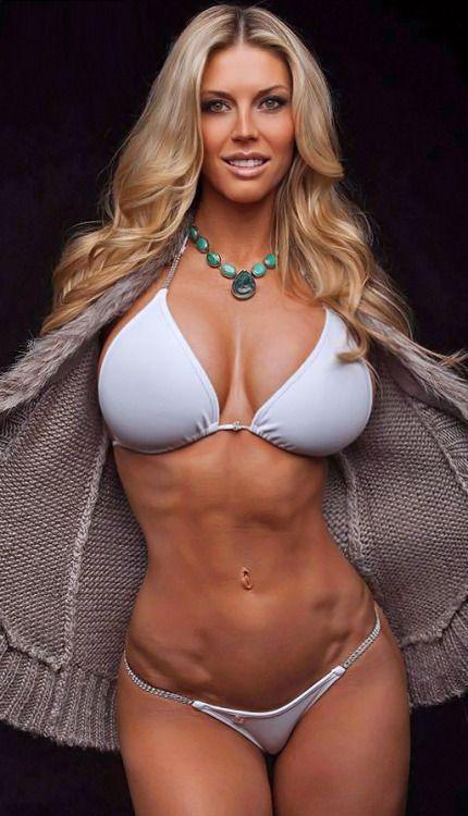 "hotfitdivas: ""sexy-fit-ladies: ""Callie Bundy "" http://hotfitdivas.com """