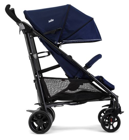 Joie Brisk LX Stroller Including Footmuff | baby Pushchairs - Boots