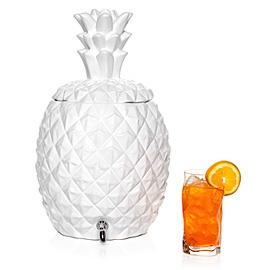 pineapple beverage urn for sweet tea