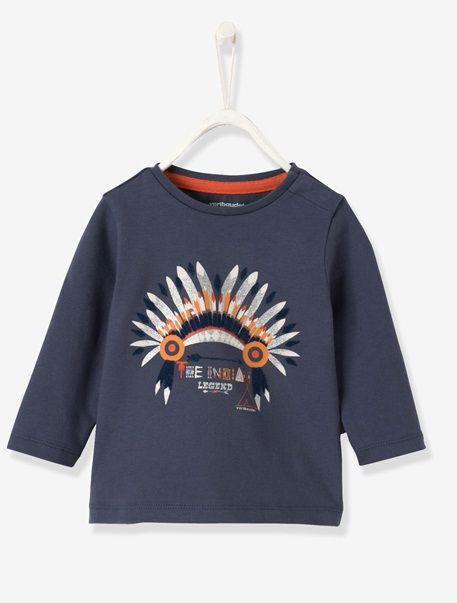 Camisola para bebé menino