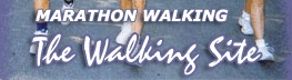 A half marathon walking training plan.