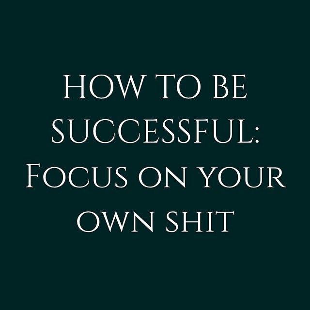 Crude but true...