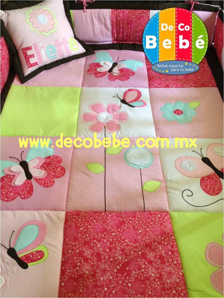 Decobebé » Mariposas - decobebe, decobebé, deco bebe, deco bebé, edredones…