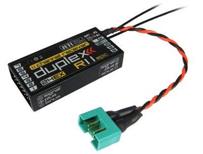 Jeti Duplex EX R11 EPC 2.4GHz Receiver w/Telemetry