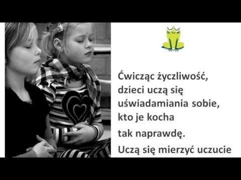"""Uważność i spokój żabki - CD ćwiczenie """"Śpij dobrze"""" - YouTube"""