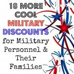 18 More Military Discount Finds For Military Personnel  http://nblo.gs/ZGsiG
