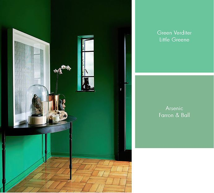 Arsenic Colour Paint